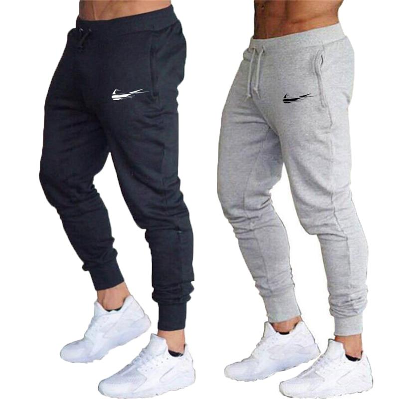 Men's Running Pants Basketball Football Training Pants Jogging Training Pants Long Running Breathable