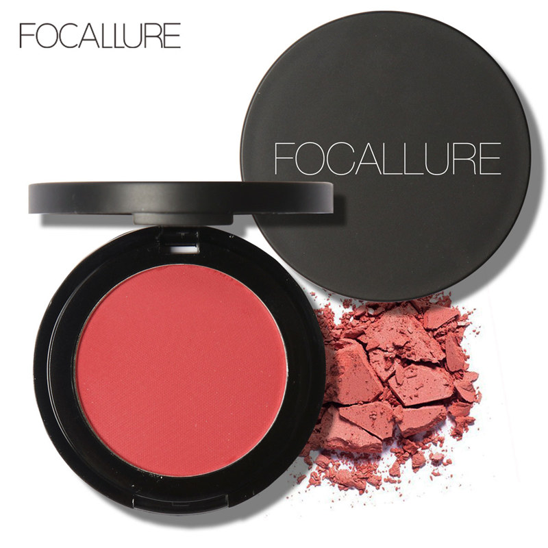 Focallure Blush Maquiagem Soft Smooth Mineralize Makeup Blush Professional Face Makeup Blush Powder 11colors For Choose
