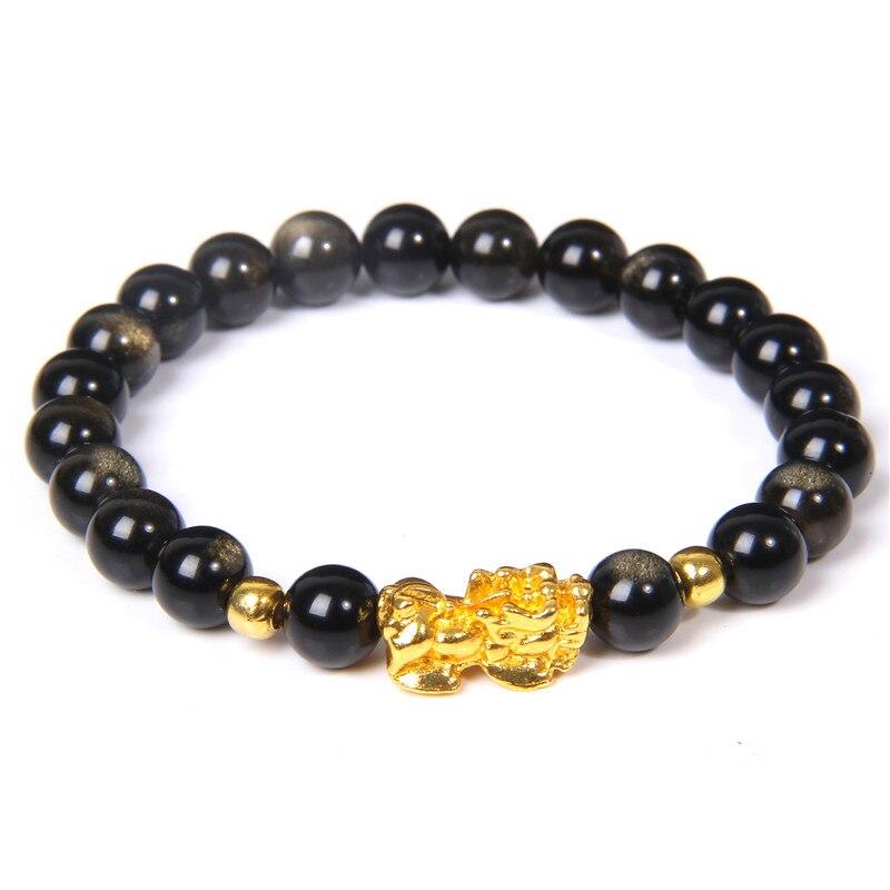 14.natural Obsidian