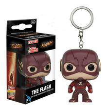 Avengers EUA Capitão IronMan SpiderMan Wonderwoman Groot Deadpool Técnica Funkos Pop Action Figure Chaveiro Chaveiro Presentes do Brinquedo(China)