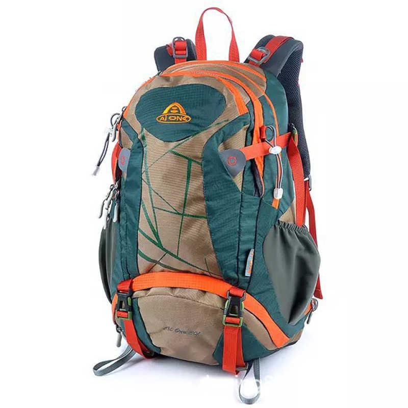 مقاوم للماء حقيبة للتنزه في السفر الرياضة الدراجات التخييم حقيبة الظهر الرجال السفر ضوء الرحلات على ظهره 900D النايلون حقيبة 30L