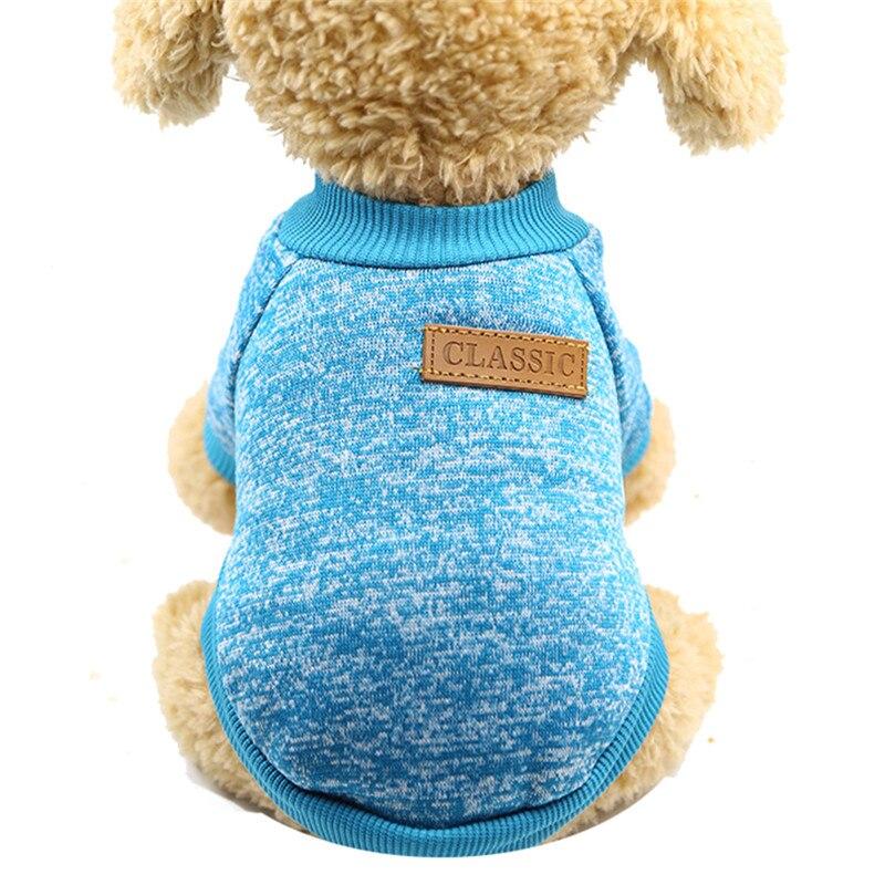 Clothing Classic Winter Dog Sweater  My Pet World Store