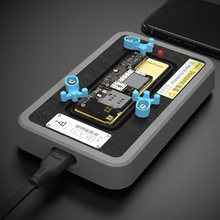 QIANLI Mesa calefactora de soldadura para IPHONE X XS XSMAX 11 11pro, desmontaje de temperatura constante, multifunción