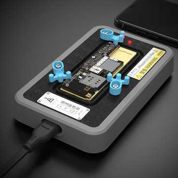Qianli di Produzione per Il Iphone X Xs Xsmax Multi-Funzione Temperatura Costante Smontaggio E di Saldatura Riscaldamento Tavolo