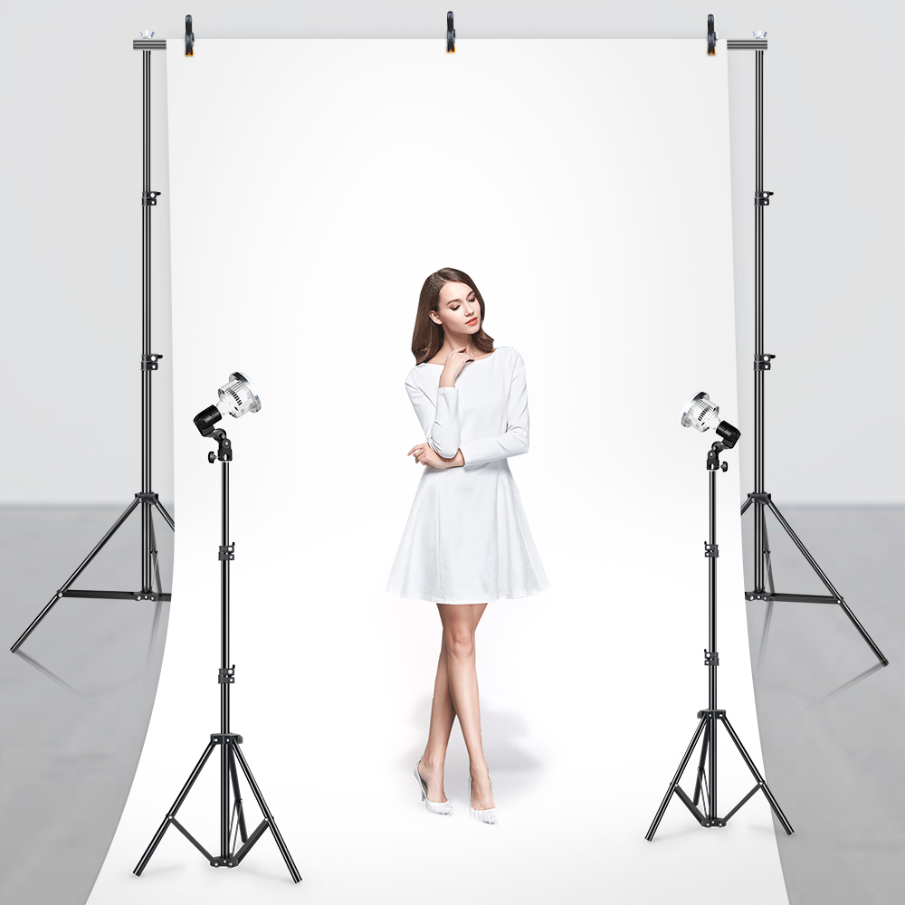 Photography 155W LED Lamp Light Bulb Handle Table Lighting Box With Tripod Stand For Photo Studio Portrait Photographic Video