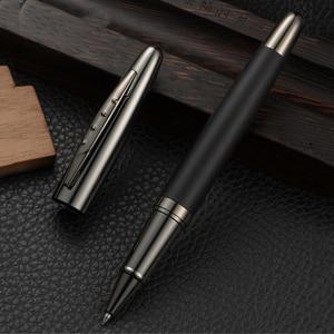 Creative Ballpoint Pen Metal High-end Business Office Signature Pens Roller Ballpen Writing Gifts School Student Stationery