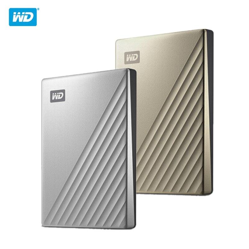 Original WD 4TB 2TB 1TB disco duro externo HDD 2,5