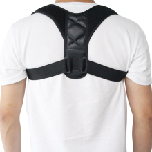Upper Back Support Adjustable Shoulder Posture Corrector Orthopedic Brace Children Adult Corset For