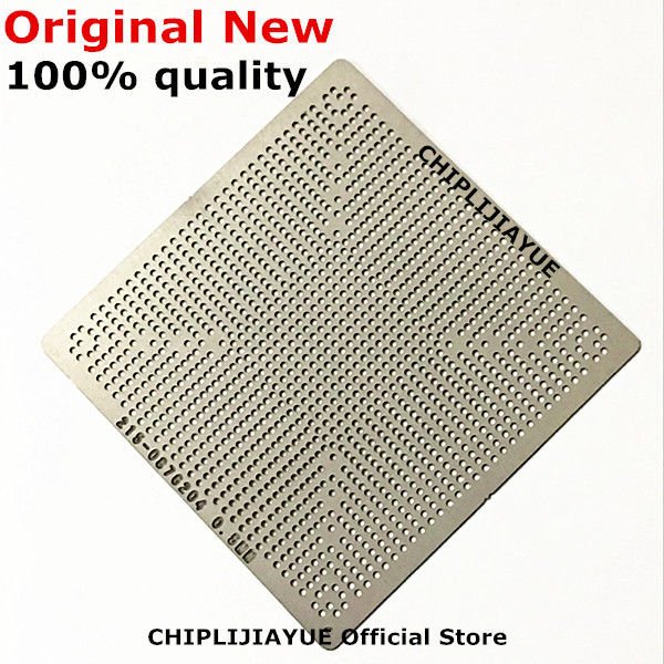 Direct Heating 215-0876204 215-0876184 215-0909018 215-0910038 215-0910066 215-0910052 Chip BGA Stencil