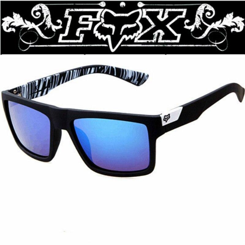 Fashion Square Oversized Sunglasses Men Women European And American Style Sports Outdoor Colorful Reflective Sun Glasses UV400