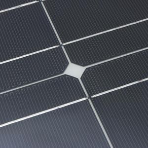 Image 2 - China Brand new solar cell 100w panel solar thin film flexible solar panel with factory price 200w 300w equal 2pcs 3pcs of 100w