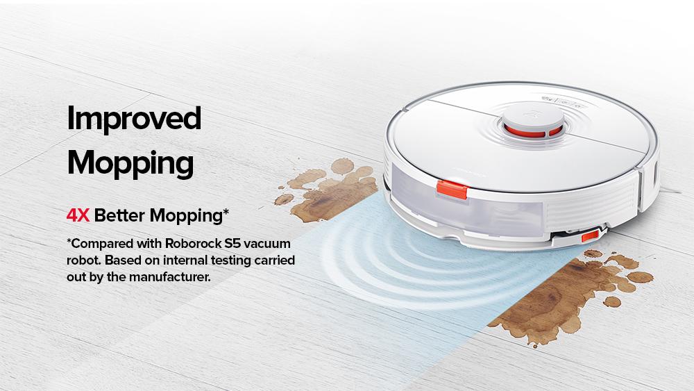 Roborock vacuum cleaner S7