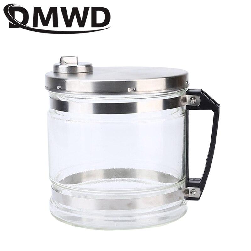 DMWD Pure Water Distiller 304 Stainless Steel Distilled Water Machine Dispenser Filter 4L Dental Distillation Purifier 110V 220V - 6
