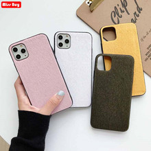 Missbuy For Apple iPhone 11 Pro Max X XS Max XR 8 7 6s 6 Plus Case Plush Warm Fashion Soft Back Cover Cases Fundas For iPhone 11 new iphone case for iphone 11 for iphone11 pro max 5 8 inches 6 1 inches 6 8 inches 6 6s 7 8 plus ix xr max x fashion back cover