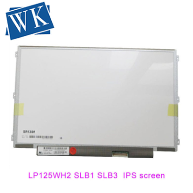 12.5 IPS FOR <font><b>LENOVO</b></font> ThinkPad U260 K27 K29 <font><b>X220</b></font> X230 U260 X220i X220T X201T Laptop LED <font><b>LCD</b></font> SCREEN LP125WH2 SLB1 SLB3 FRU matrix image