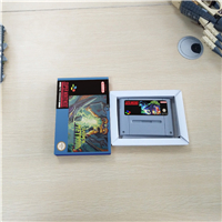 Super Hyper Metroided Version - EUR Version RPG Game Card Battery Save With Retail Box image