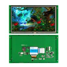 10 inch lcd mini usb port flexible display tft type with touchscreen