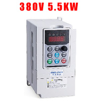 380V 5.5KW Solar Photovoltaic Compressed Water Pump VFD DC to AC Inverter Converter of 380V Triple (3) Phase Output