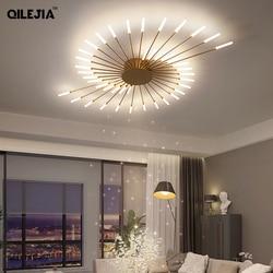 Neutral Light Modern Ceiling Lighting For Foyer Study Living Room Bedroom Decorative Indoor Led Lamps Home Luster Luminaria 220V
