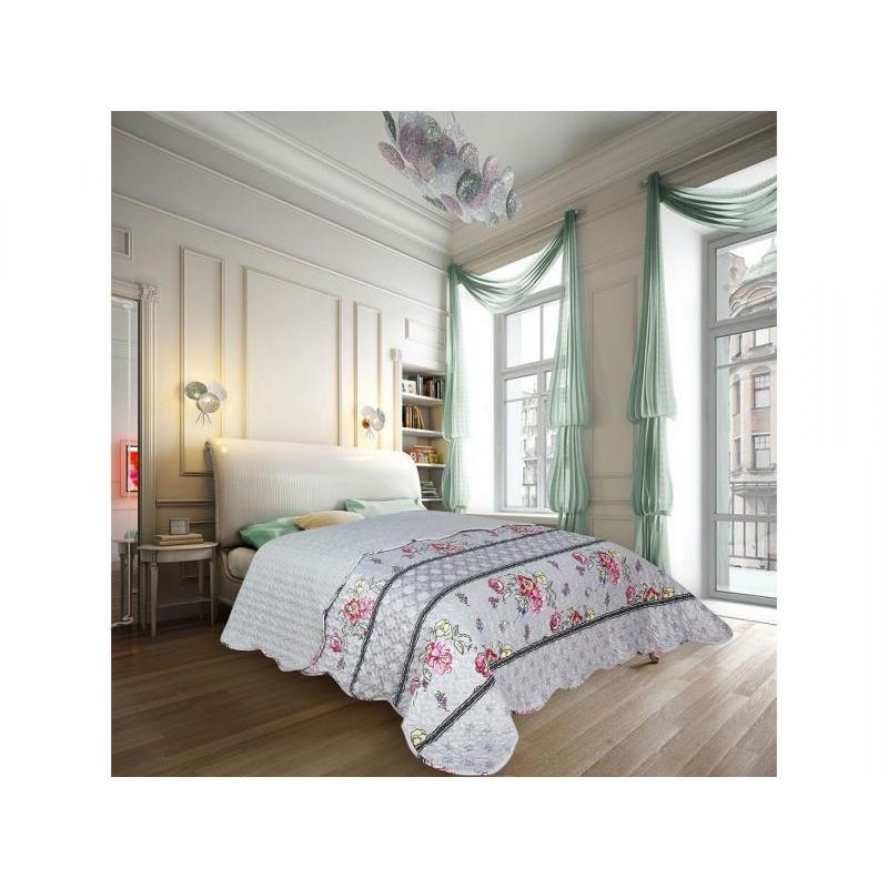 Bedspread euro Amore Mio, Style, 220*240 cm bedspread ethel silk mediterranean style size 180 220 cm faux silk 100% n a
