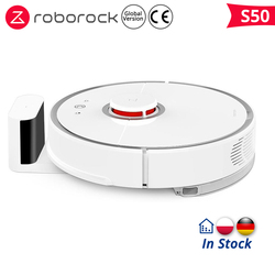 [International Version]Xiaomi Mi Cleaning Robot 2nd Vacuum Cleaner S5 Roborock Robot Mopping And Sweeping Laser Guidance
