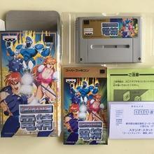 16Bit Games ** Ghost Chaser Densei ( Japan NTSC-J Version!! Box+Manual+Cartridge!! )