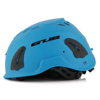 GUB Climbing Helmet Professional Mountaineer Rock MTB Helmet Safety Protect Outdoor Camping & Hiking Riding Helmet Survival Kit 9