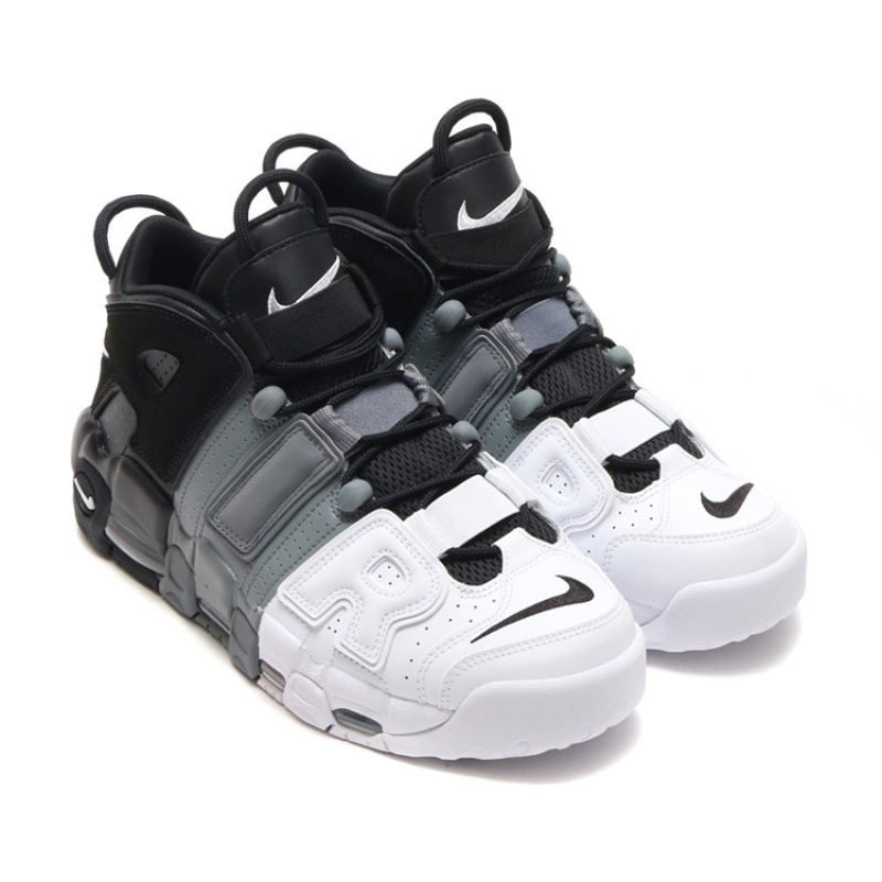 NIKE AIR UPTEMPO Original New Arrival Men Basketball Shoes Comfortable Sports Sneakers 921948 002 in Basketball Shoes from Sports Entertainment