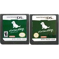 Cartucho de Jogo DS Console Labrador and Friends Idioma Inglês para Nintendo DS Cartão 3DS 2DS
