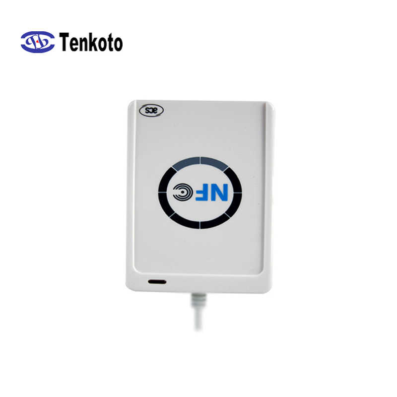 גישה בקרת מגע RFID כרטיס קוראי USB NFC כרטיס סופר קורא RFID החכם מעתיק מעתק לצריבה שיבוט ACR122U