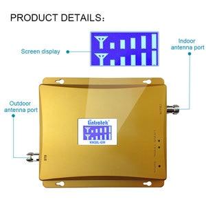Image 2 - lintratek 3G gsm900 Repeater GSM WCDMA 2100 Cellphone Signal Amplifier Booster 2g 3g Cellular Voice Internet 2100 Amplifier S55