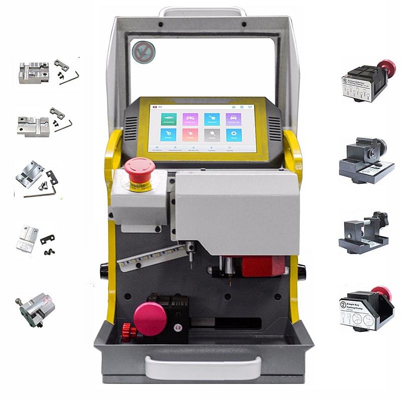 Автоматический автомобильный станок для изготовления ключей SEC-E9 станок для лазерной резки ключей на продажу новый Дубликатор ключей