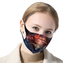 Superman Mouth- Bacteria Proof Face Masks 3d Print