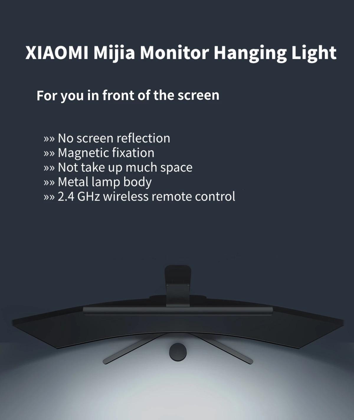 Xiaomi Mi Computer Monitor Light Bar 4