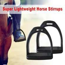 2 шт для детей и взрослых прочные конные стремена верховой езды