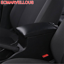 Interior Decoration Arm Rest Car Car-styling Styling Upgraded Decorative Modification protector Armrest Box 17 FOR Skoda Rapid