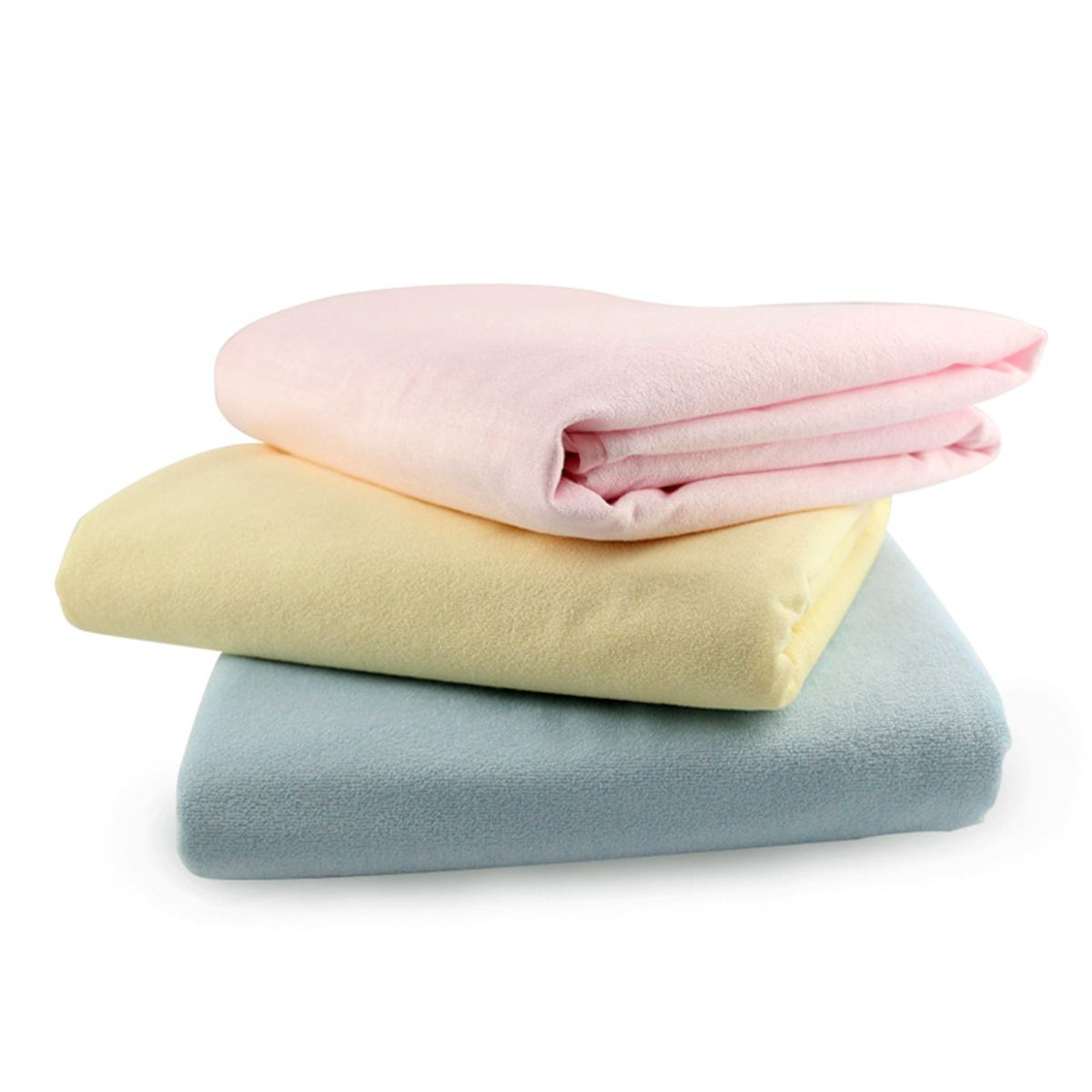 Baby Child Kids Elder Waterproof Washable Reusable Bed Pad Incontinence Bed Wetting Mattress Cover Protect 3 Colors 7 Sizes