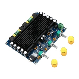 Image 5 - 2*150W 2.0 TPA3116D2 Power Amplifier Board Digital Audio Stereo Class D TL0741 TPA3116 amplifiers with Tone Amplificador