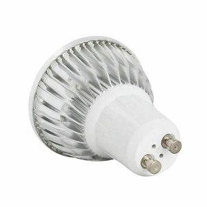 Image 5 - Led 빛 6 w 9 w 12 w cob gu5.3 gu10 e27 e14 e12 led 디밍 sportlight 램프 높은 전원 전구 레드 그린 블루 옐로우 ac 110 v 220 v