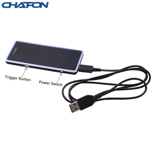 Image 4 - 1 meter UHF RFID Bluetooth Reader 50pcs Multiple tag anti collision support android and windows 8 system for access control