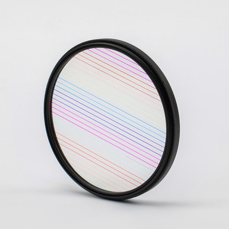 Sheji Радужный синий светофильтр для объектива камеры