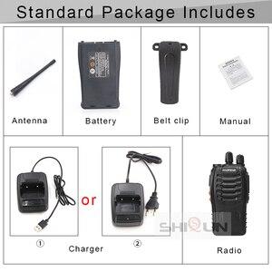 Image 5 - Baofeng Walkie Talkie BF 888S 888s, 5W, 400 470MHz, UHF, BF888s, BF, 888S, H777, Cargador USB de Radio bidireccional barato, 2 uds., 4 Uds., 10 Uds.