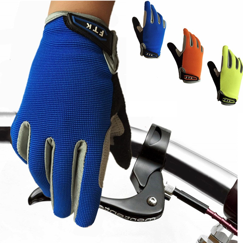 1,2,3 Pair New Men Ladies Boys Women Black Half Finger Magic Grip Gripper Gloves