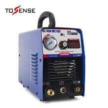 CUT60 IGBT AIR Plasma Cutter Machine & AG60 Torch Cutting Clean Cut Portable