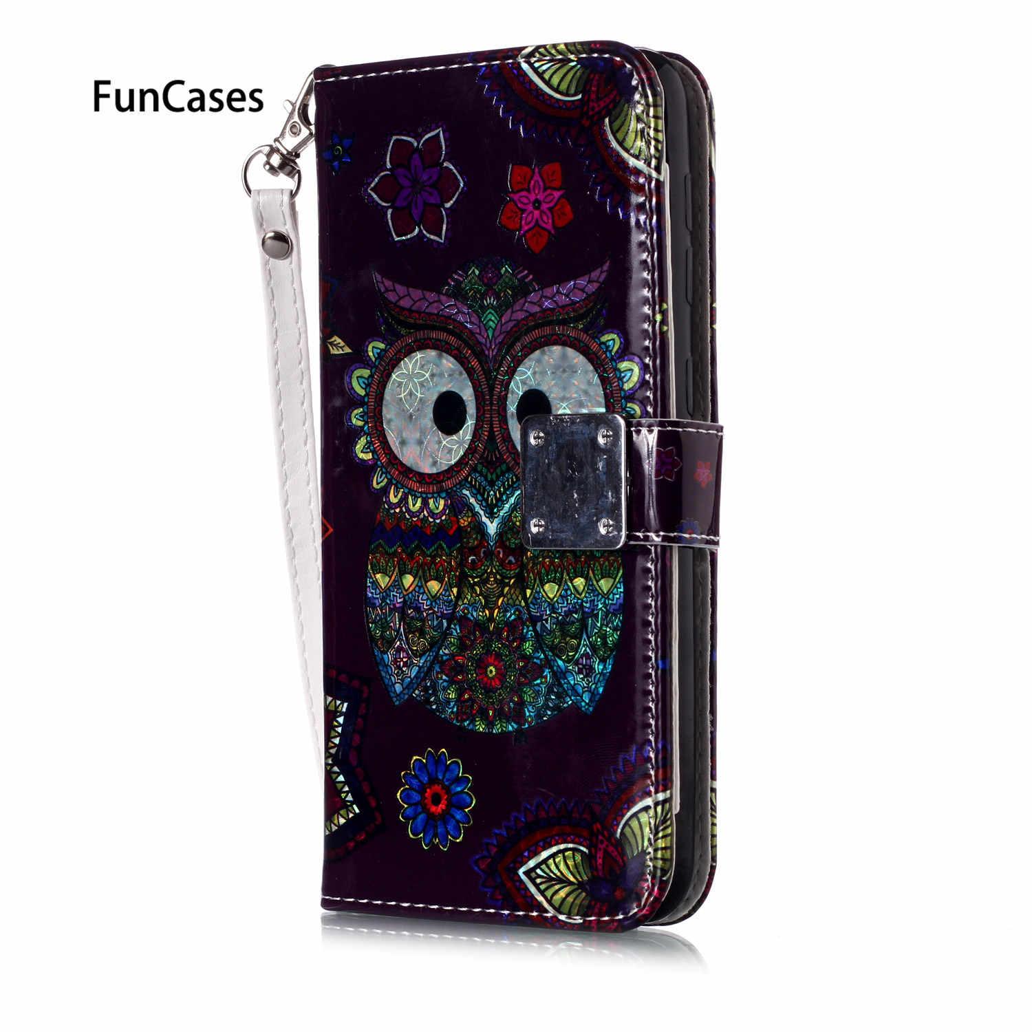 Tower PU Leather Phone Bag For estojo Samsung M20 Cellular Csse sFor Samsung Galaxy ajax M10 J4 Plus M30 J2 Prime J330 J530 J6