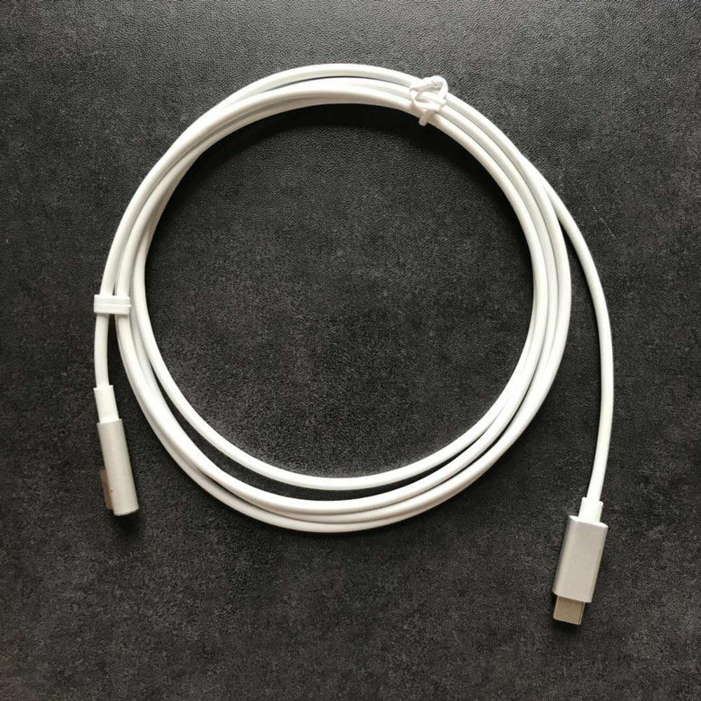 New Replacement USB-C Type To MagSaf *1 L Tip Cable Cord For Apple Macbook Retina Pro Air 45W 60W 85W Charger Power Adapter