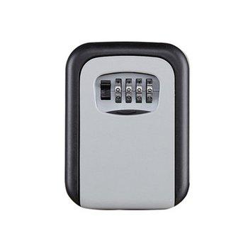 パスワードキーボックス大型装飾キーコードボックスキー収納ロックボックスウォールマウントパスワードボックス屋外キー安全ロックボックス