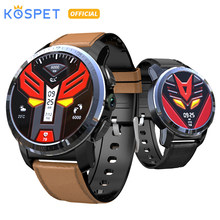 "KOSPET Optimus Pro 3GB 32GB 800mAh Bluetooth GPS 4G SmartWatch téléphone étanche 8.0MP 1.39 ""hommes montre intelligente pour Android IOS(China)"