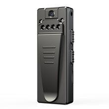 Мини камера 720p с датчиком ночного видения видеокамера детектором