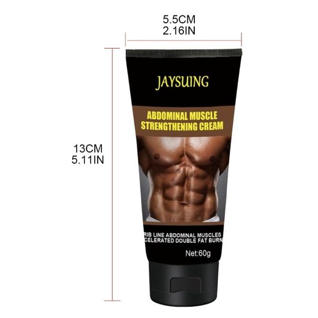 60g emagrecimento creme barriga queimador de gordura suor realçador queima de perda de peso abdômen músculo abdominal para homem e mulher